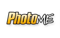 Logo PhotoME (largo; PNG: 24 bit, transparente)